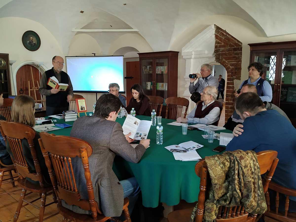 Зампред ДМО вошёл в состав координационной группы по историческому некрополю